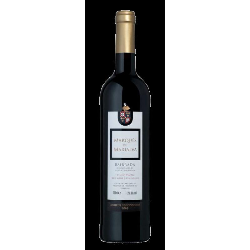 Vinho Marques de Marialva Colheita Selecionada 2013