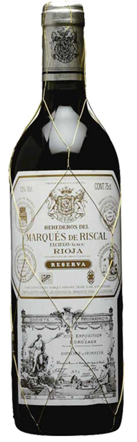 Vinho Marques de Riscal Reserva