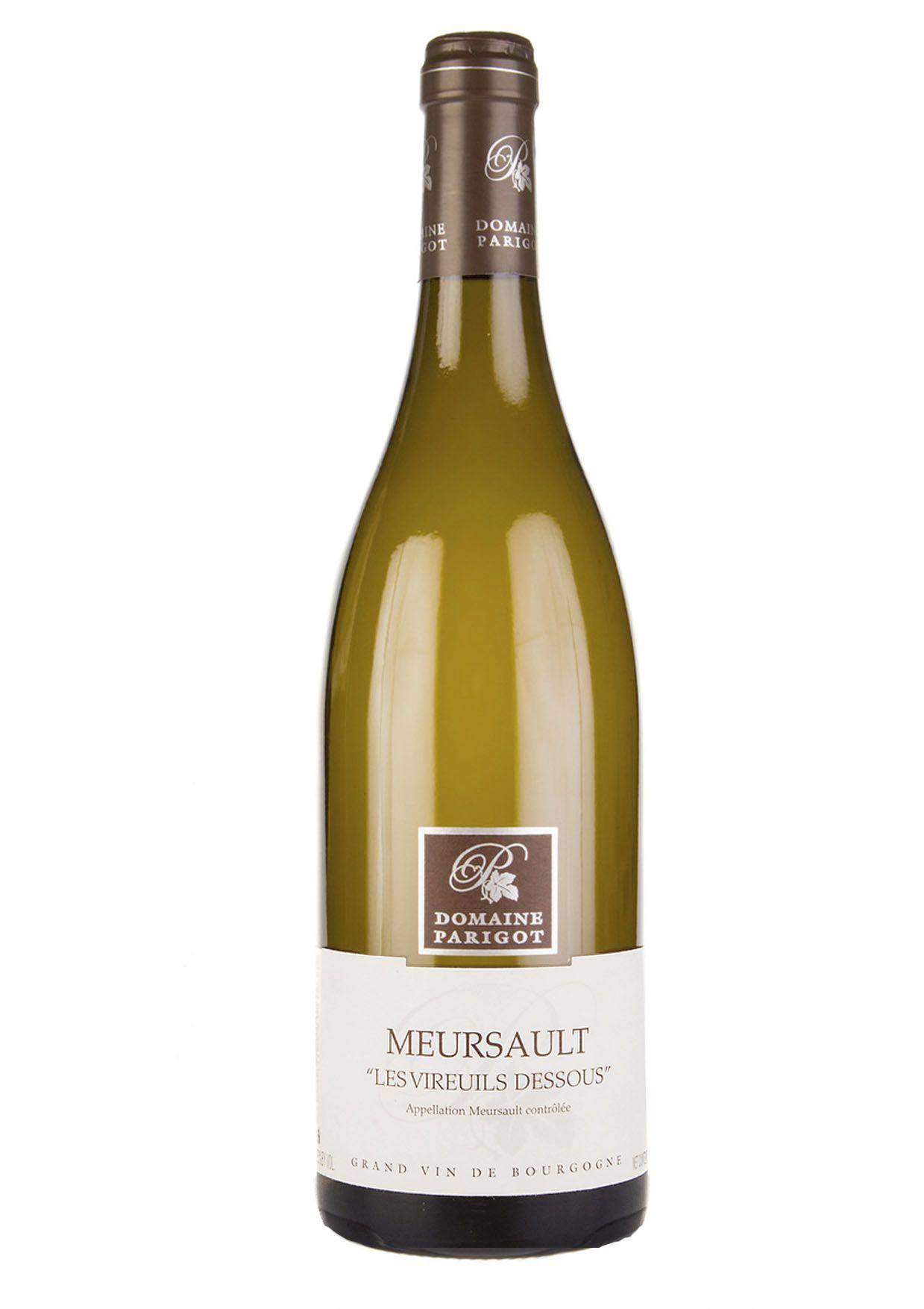 Vinho Meursault Domaine Parigot