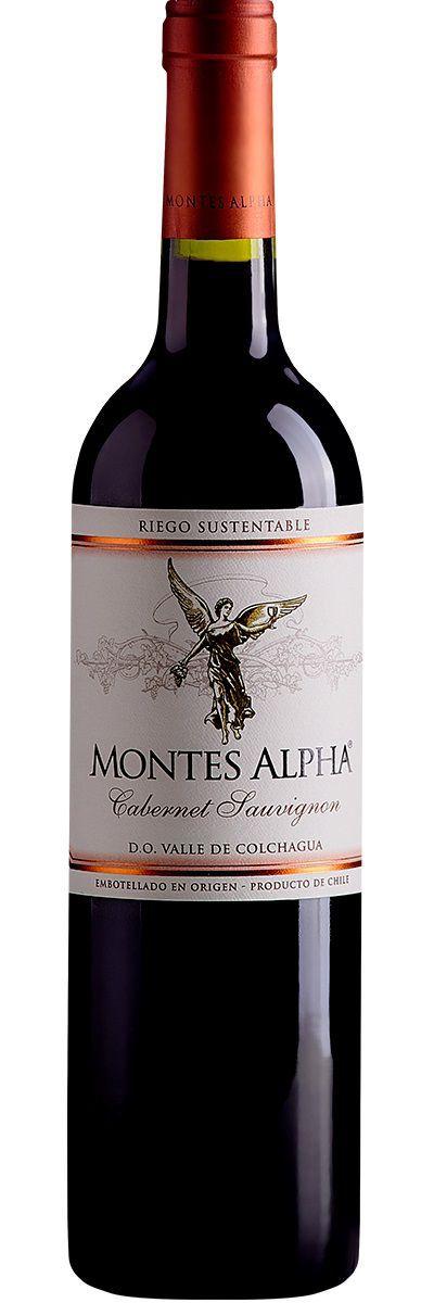 Vinho Montes Alpha Cabernet Sauvignon