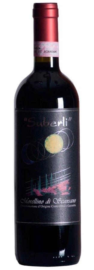 Vinho Morellino di Scansano Suberli