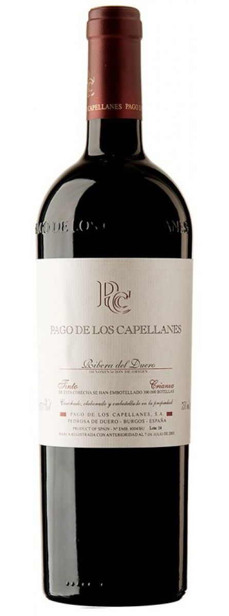 Vinho Pago de Los Capellanes Crianza 2014