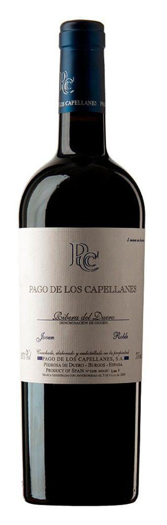 Vinho Pago de Los Capellanes Roble