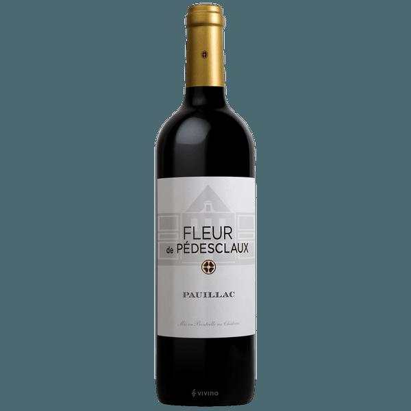 Vinho Pauillac Fleur de Pedesclaux 2018