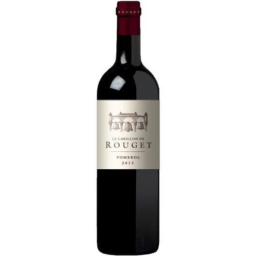 Vinho Pomerol Le Carillon de Rouget 2015
