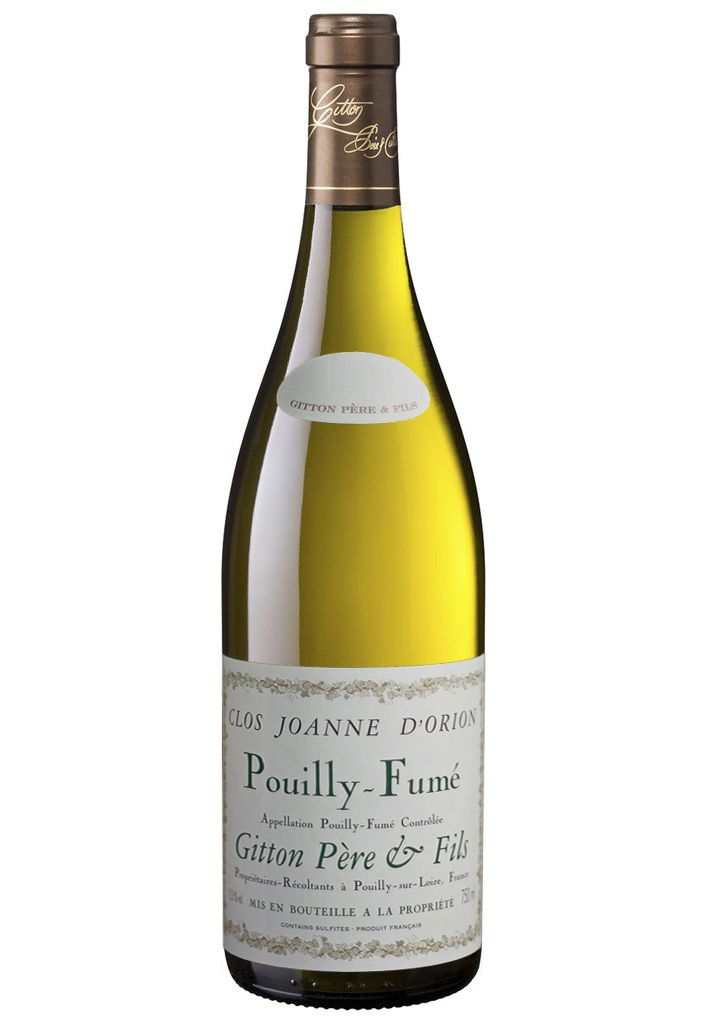 Vinho Pouilly Fumé Gitton Père & Fils
