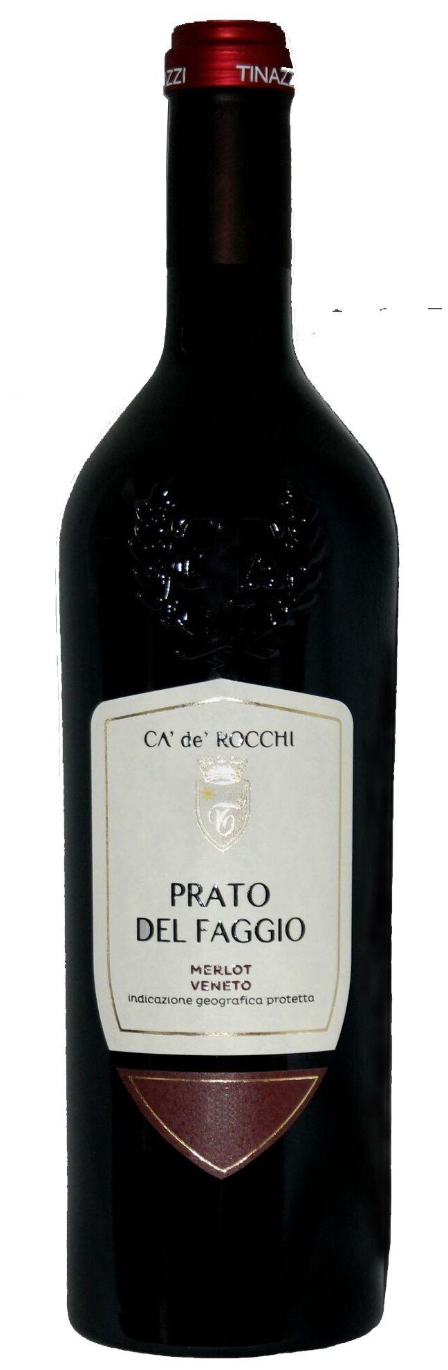 Vinho Prato del Faggio Merlot