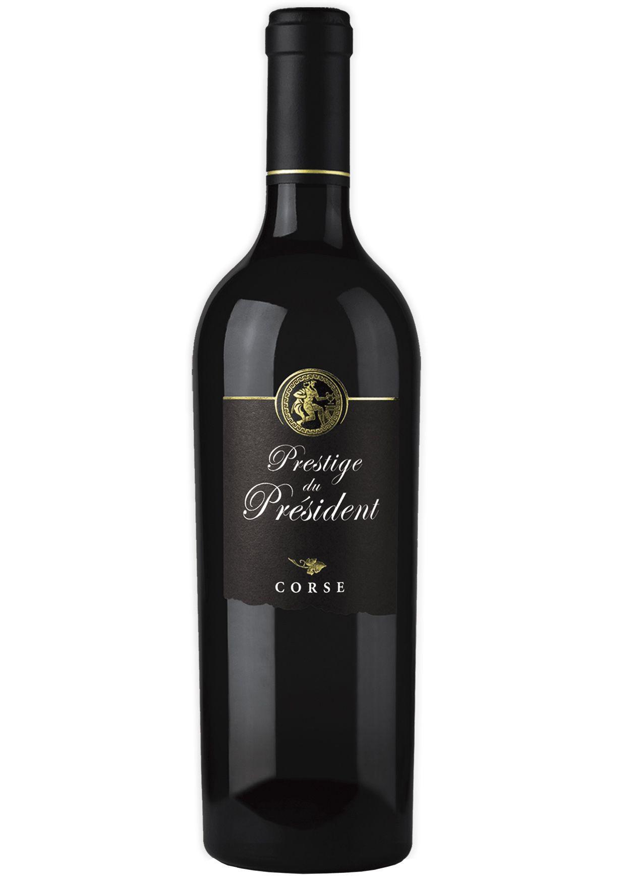 Vinho Prestige du Présidente 2015