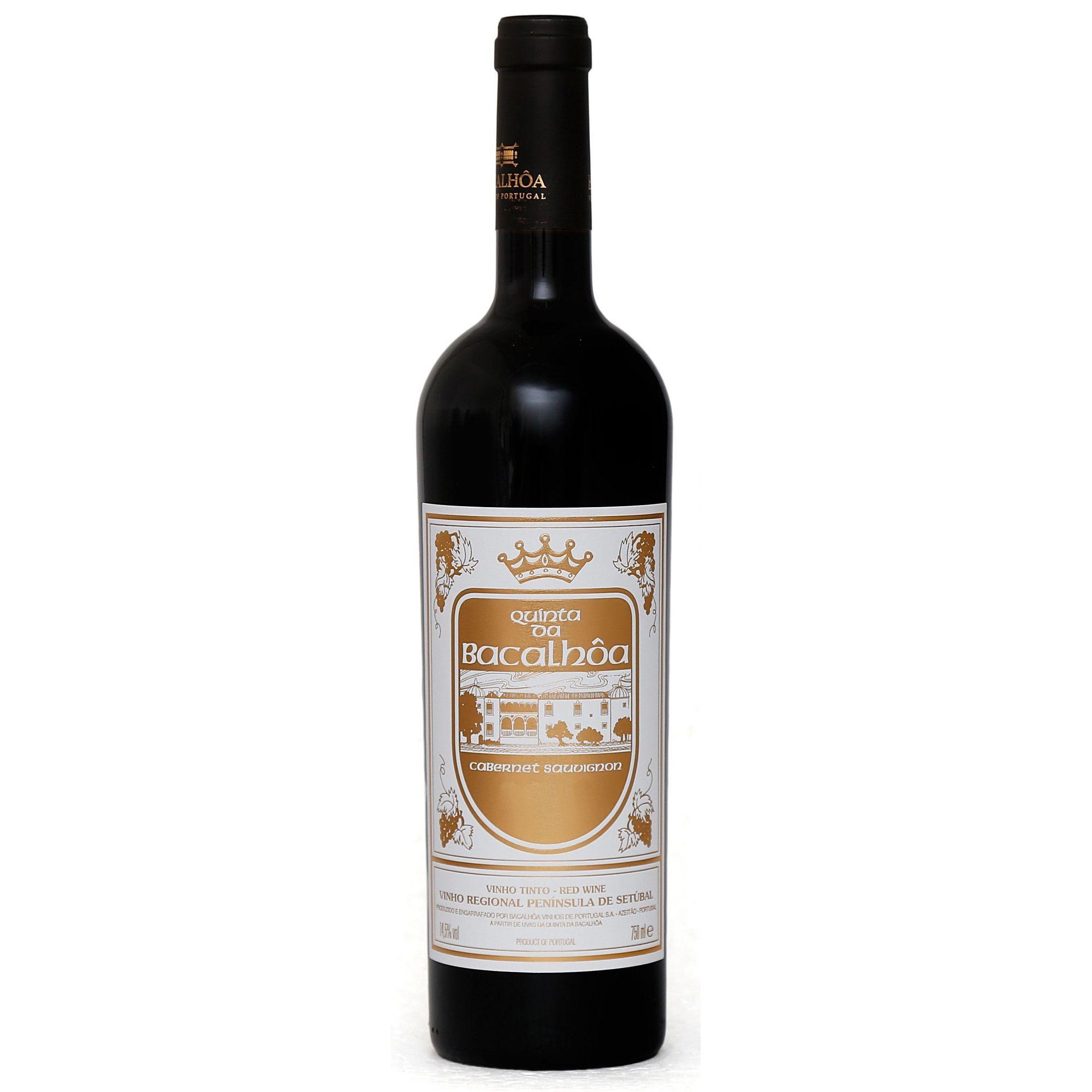 Vinho Quinta da Bacalhoa Cabernet Sauvignon