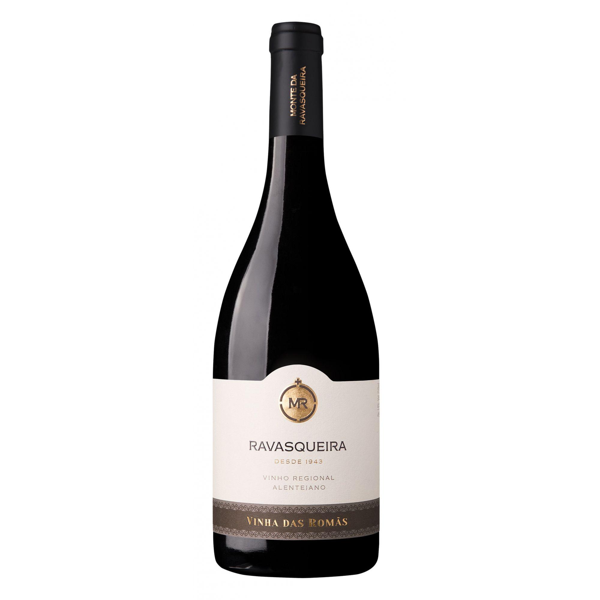 Vinho Ravasqueira Vinha das Romãs 2016