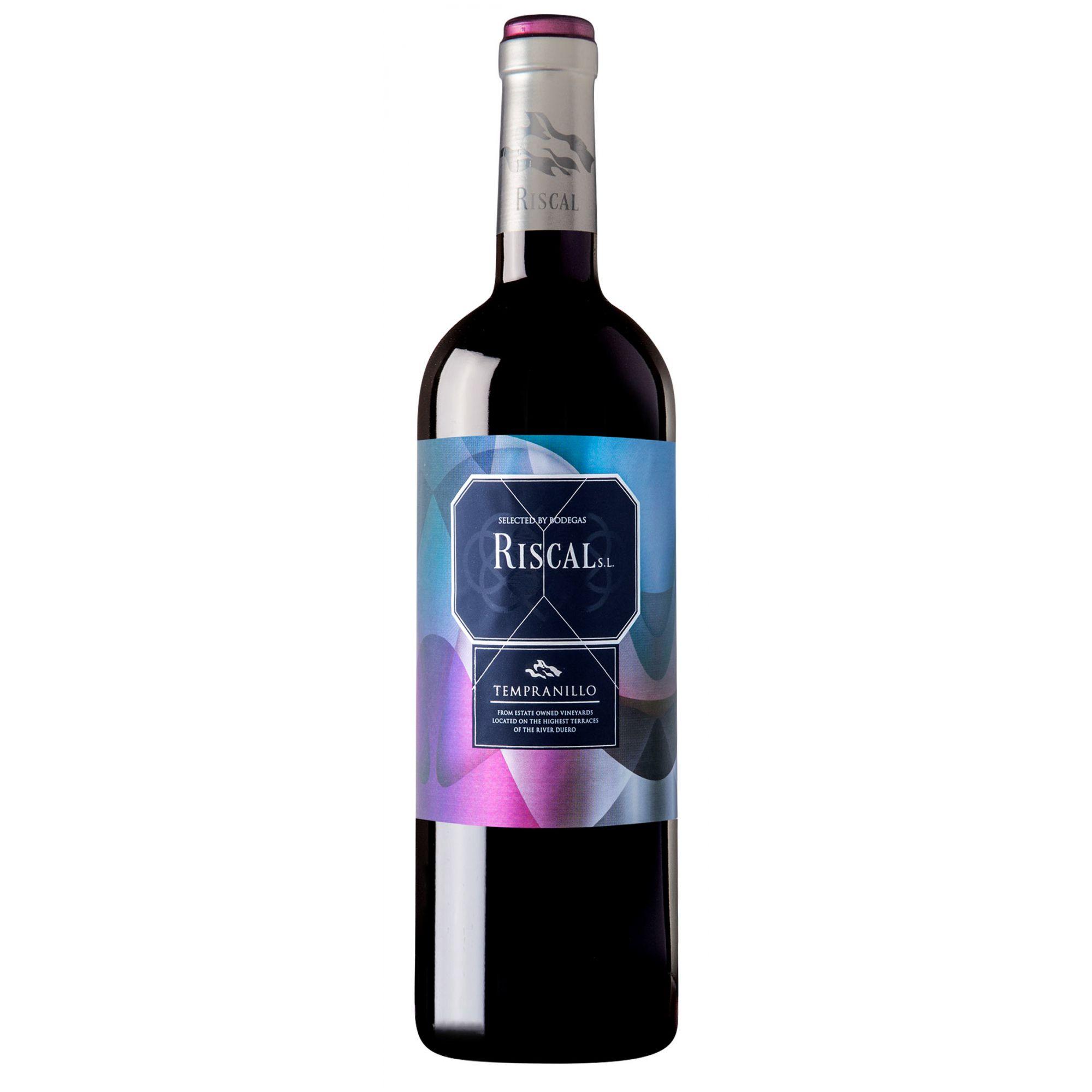 Vinho Riscal Tempranillo 1860