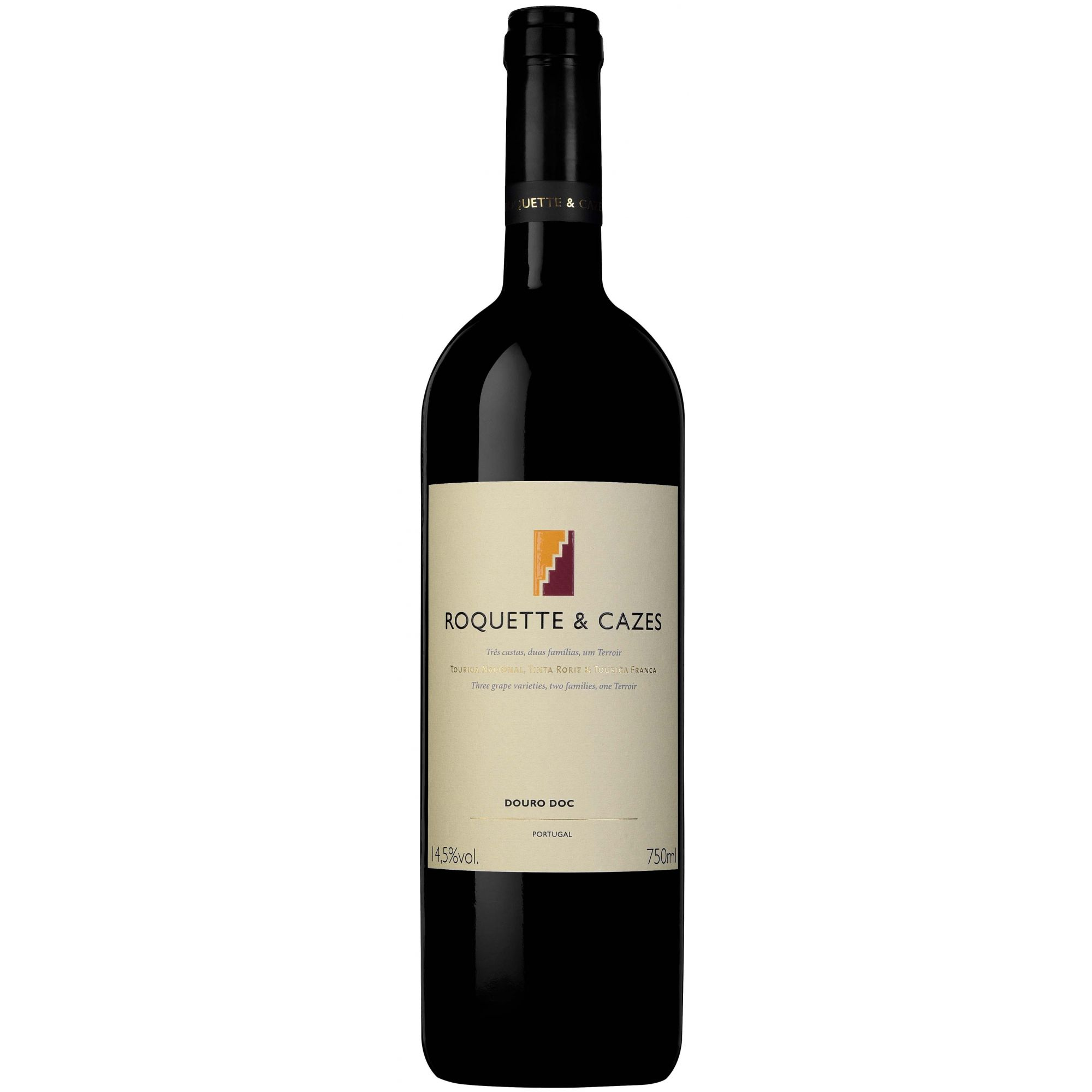 Vinho Roquette e Cazes Douro