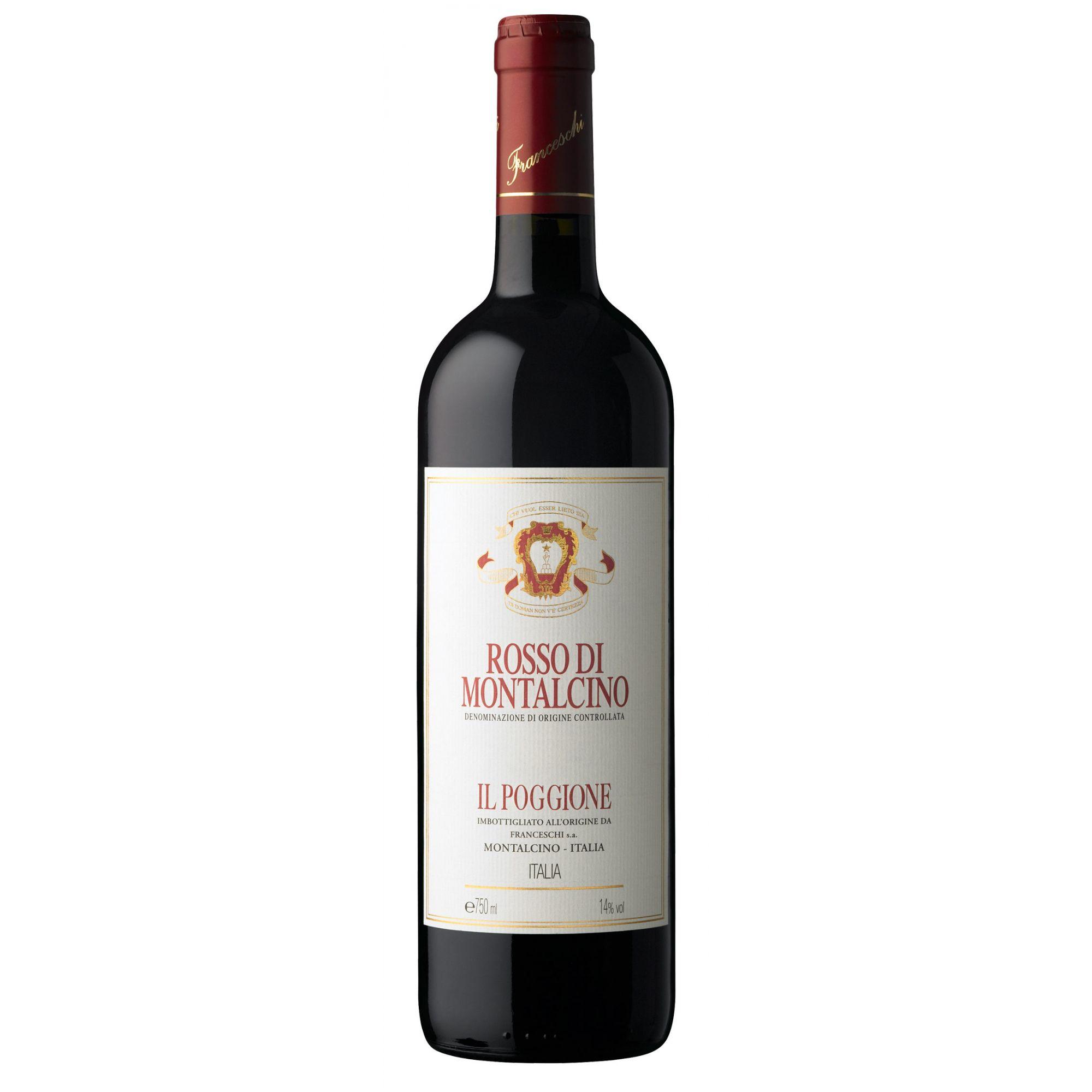 Vinho Rosso di Montalcino Il Poggione