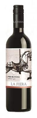 Vinho Salento Primitivo La Fiera