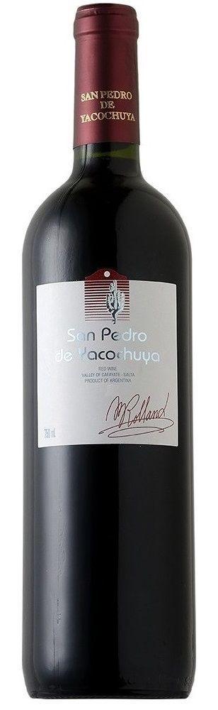 Vinho San Pedro de Yacochuya Malbec