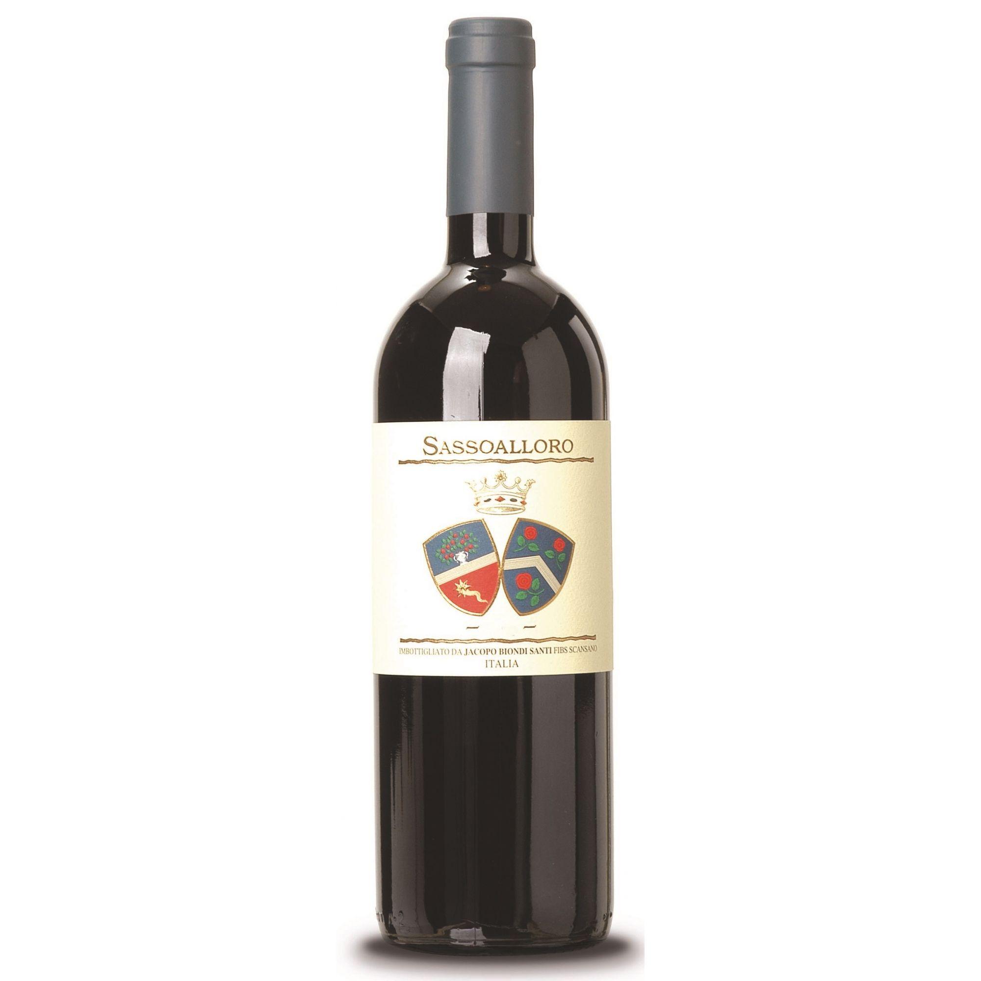 Vinho Sassoalloro 375ml