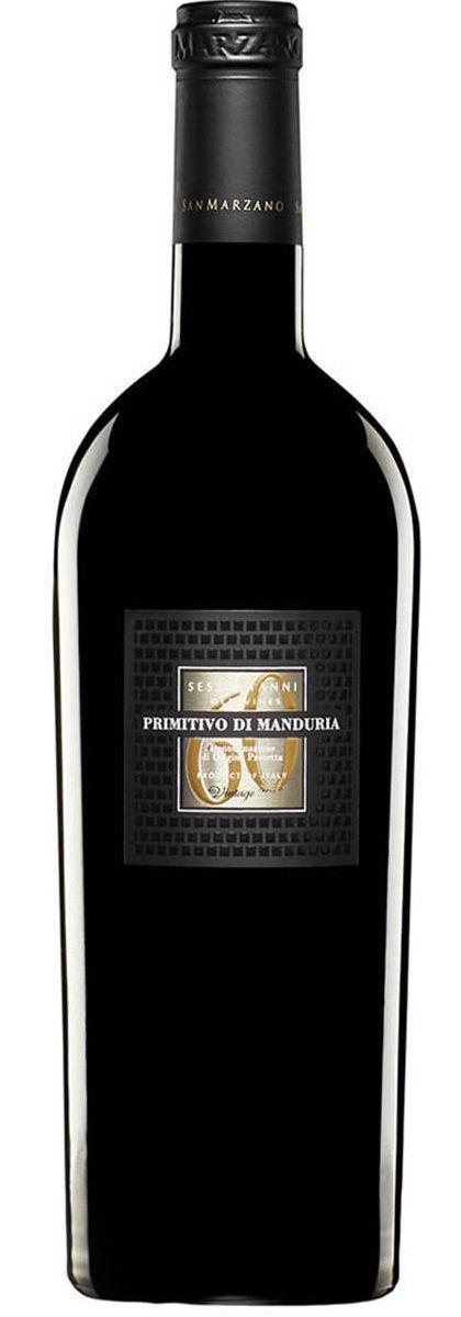 Vinho Sessantanni Primitivo di Manduria