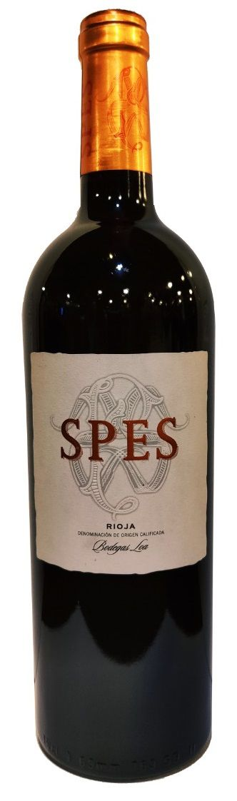 Vinho Spes Rioja 2013