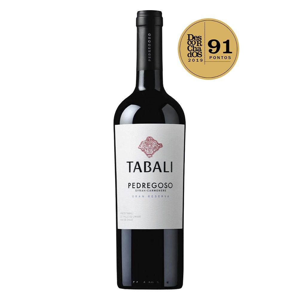 Vinho Tabali Gran Reserva Carmenere - Syrah 2018