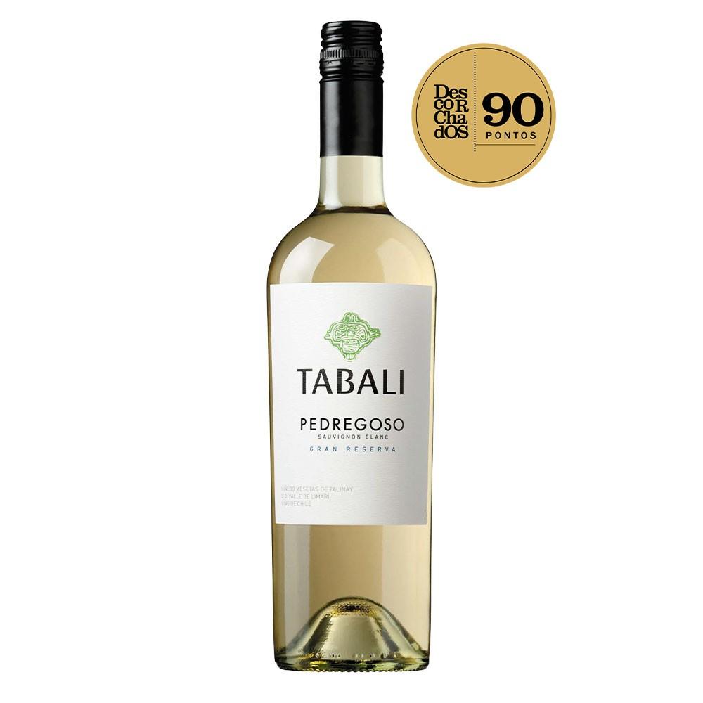 Vinho Tabali Gran Reserva Sauvignon Blanc 375ml