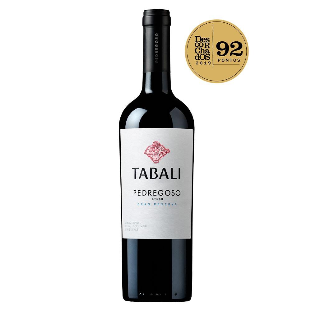 Vinho Tabali Gran Reserva Syrah 2018