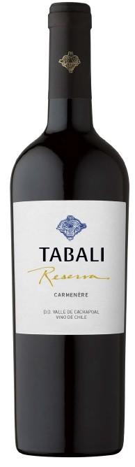 Vinho Tabali Reserva Carmenere 2018