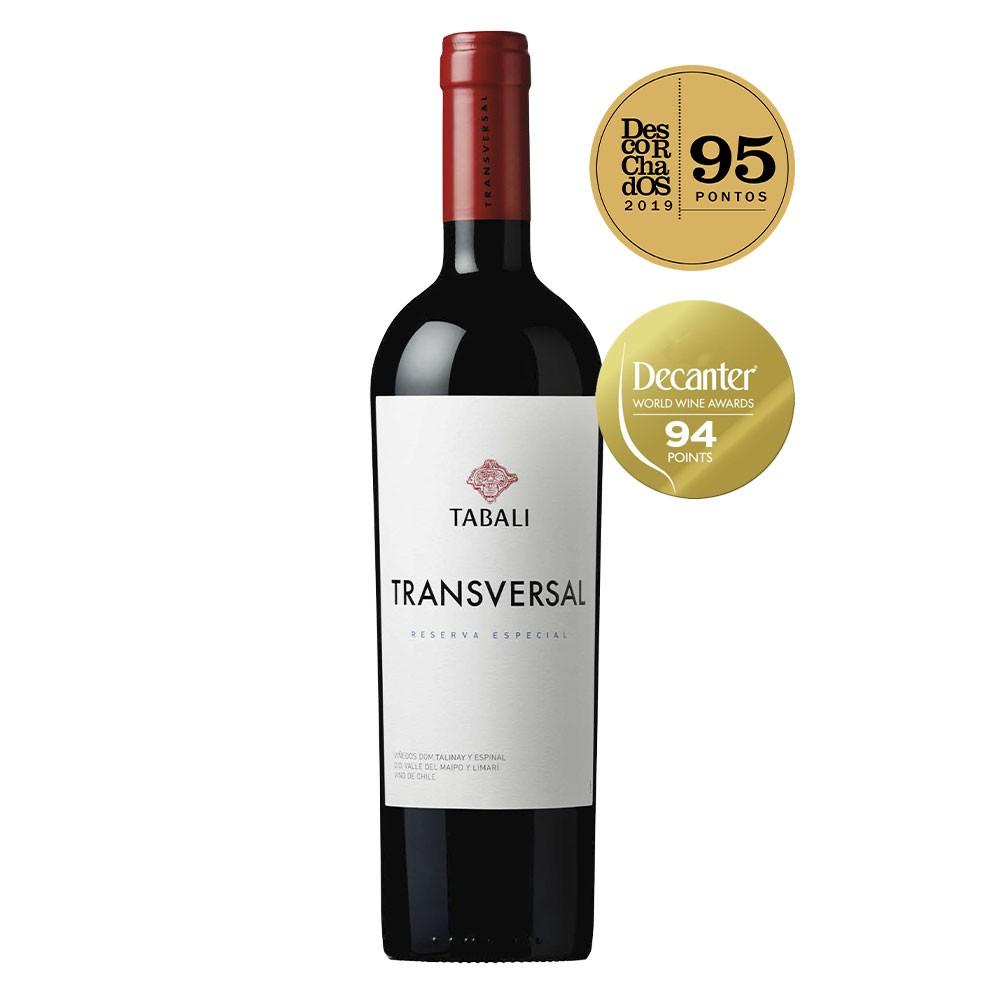 Vinho Tabali Transversal Reserva Especial Blend 2016