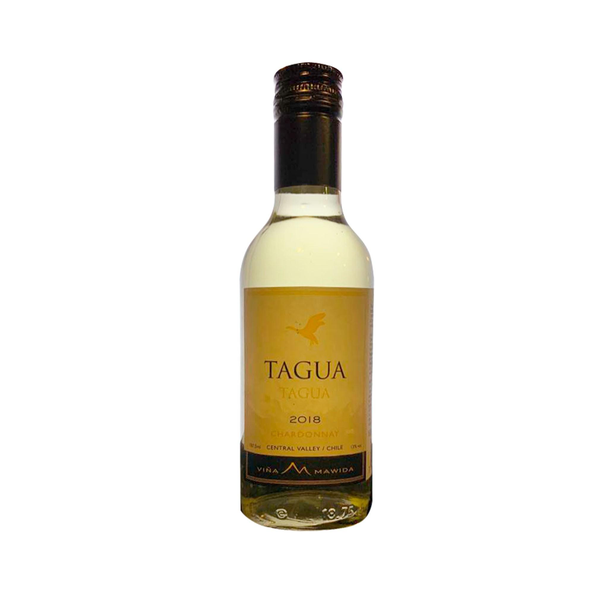 Vinho Tagua Tagua Chardonnay 2018 187ml