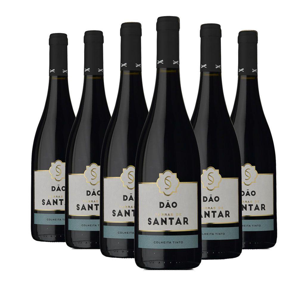 Vinho Terras de Santar Colheita Tinto | 6 Garrafas