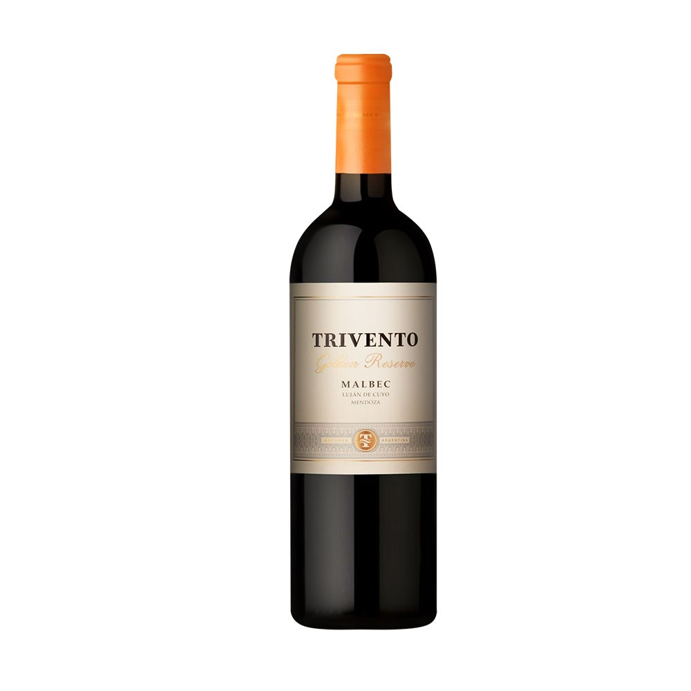 Vinho Trivento Golden Reserve Malbec