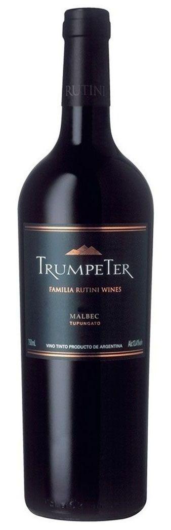 Vinho Trumpeter Malbec