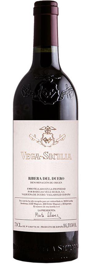 Vinho Vega Sicilia Unico 2009
