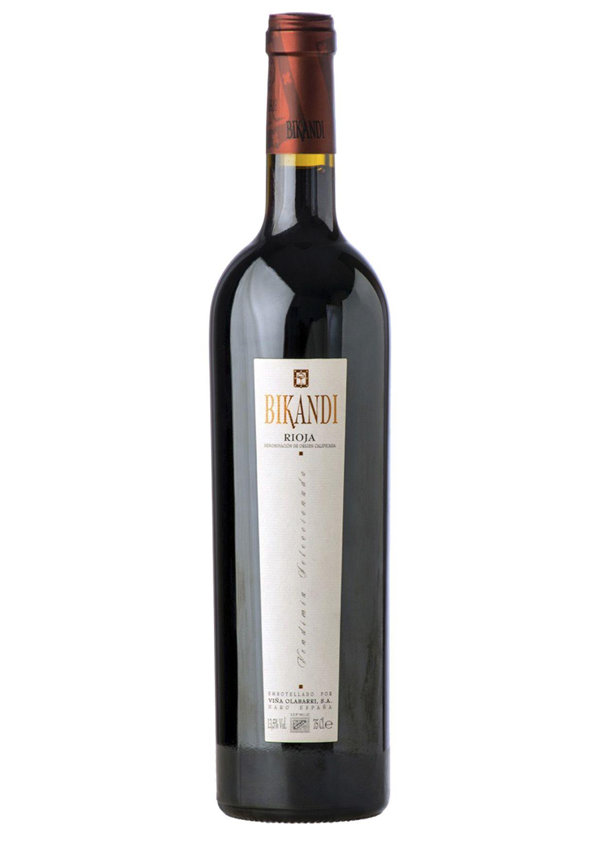 Vinho Vinho Vinã Olabarri Bikandi Rioja 750ml