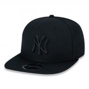 Boné New Era Aba Reta Yankees Preto