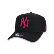 Boné New Era Masculino Yankees Black