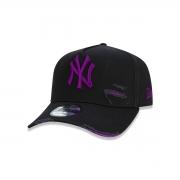 Boné New Era New York Yankees Destroyed Preto