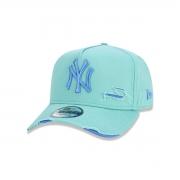 Boné New Era New York Yankees Destroyed Verde