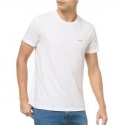 Camiseta Calvin Klein Masculina Básica Branca