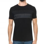 Camiseta Calvin Klein MC Mini Logo Preto
