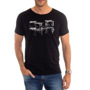 Camiseta Red Feather Masculina On The Rocks
