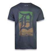 Camiseta New Era Detroit Tigers Extra Fresh Code Cinza