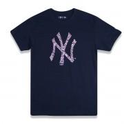 Camiseta New Era New York Yankees Extra Fresh Animal