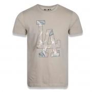 Camiseta New Era MLB Los Angeles Dodgers Botany Mask