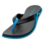 Chinelo Kenner Masculino Groove Black Colors Azul