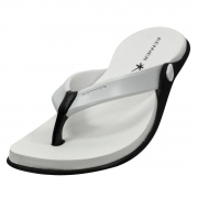 Chinelo Kenner Masculino Groove Black Colors Preto