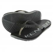 Chinelo Kenner Masculino Red Neutral Preto