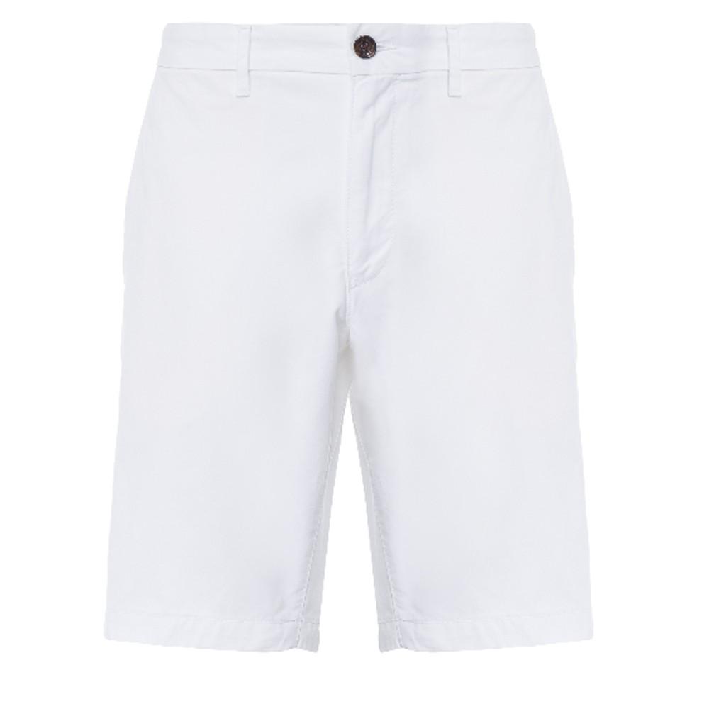 Bermuda Tommy Hilfiger Sarja Masculina Branca