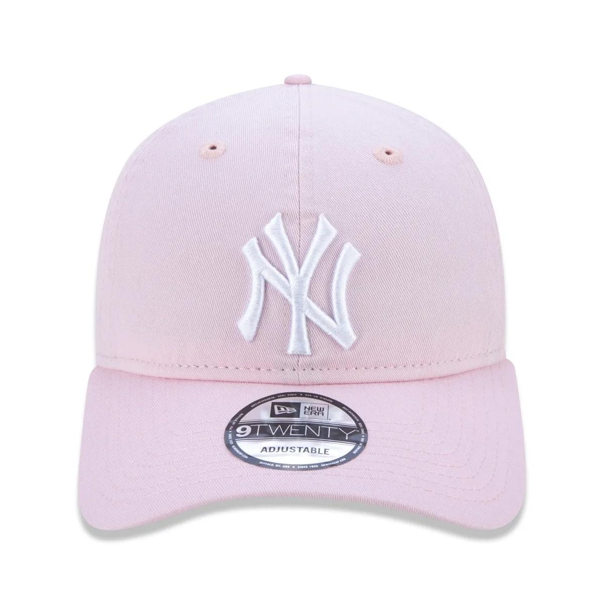 Boné New Era 920 Pastels Yankees Rosa