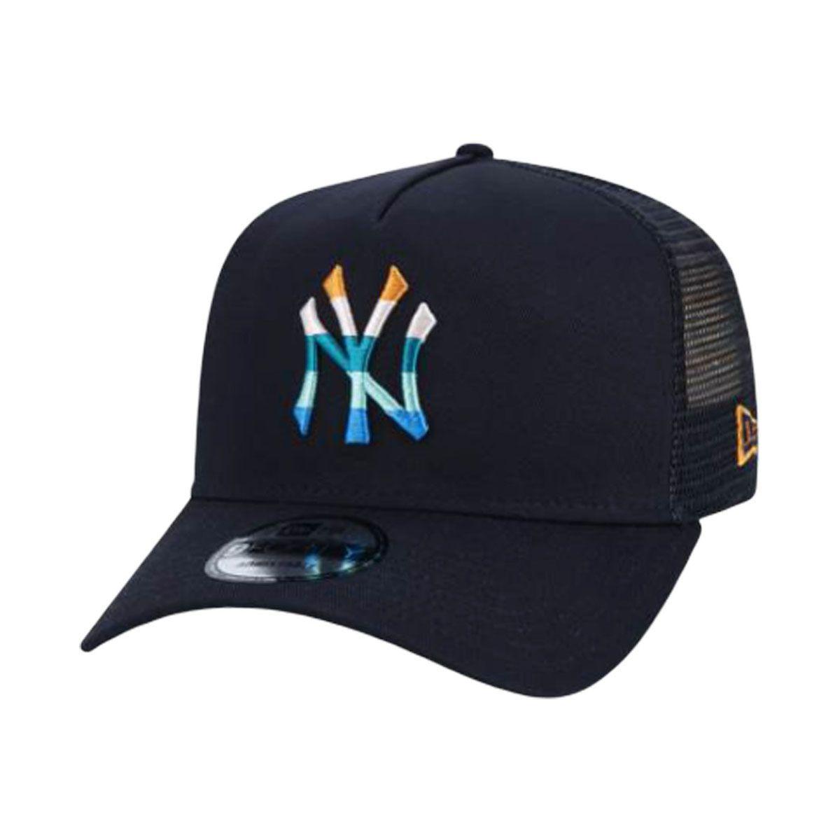 Boné New Era Masculino Colors MLB New York Yankees