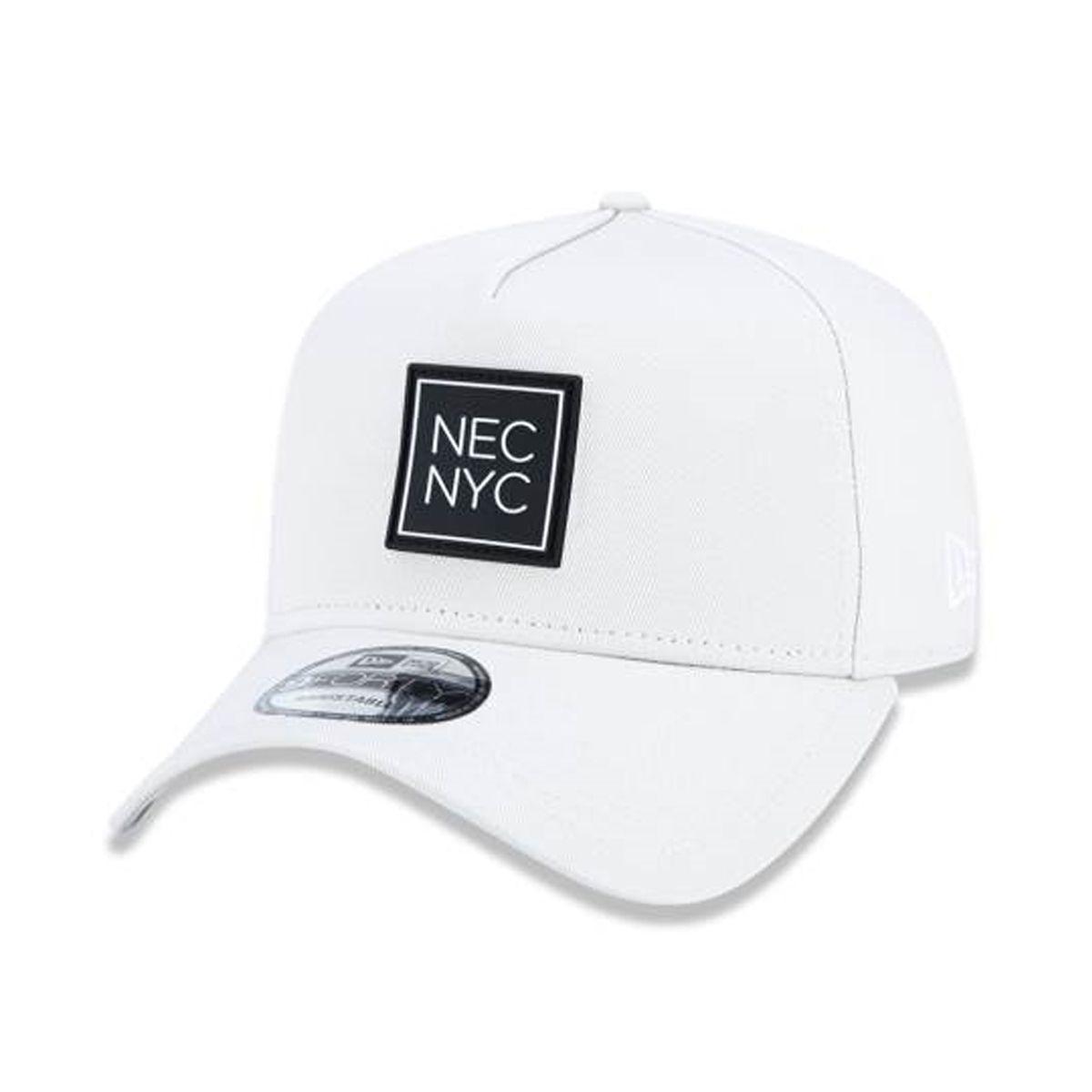 Boné New Era Masculino NEC NYC Bege